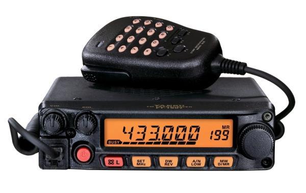 Устатовка частоты радиостанций