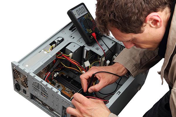 Сломался компьютер